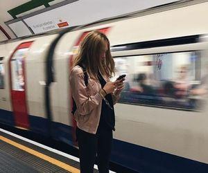 headphone, underground, and girlsbelike image