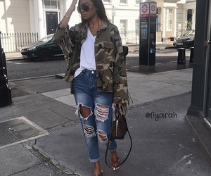 clothes, Louis Vuitton, and tenue image