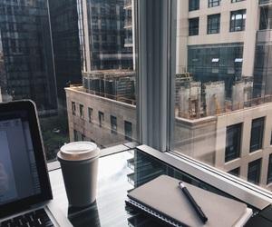amazing, working, and coffee image