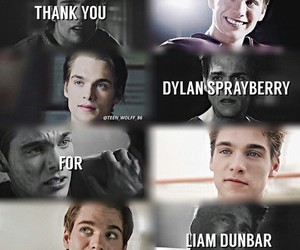 teen wolf and dylan sprayberry image