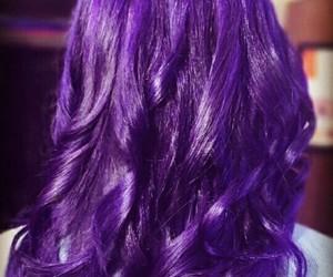 lilac, purple, and purple hair image