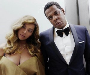 jay z, queen b, and beyoncé image