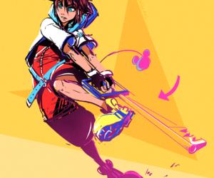 anime, art, and disney image