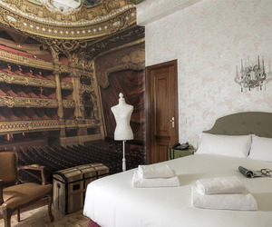casual, hotel, and madrid image