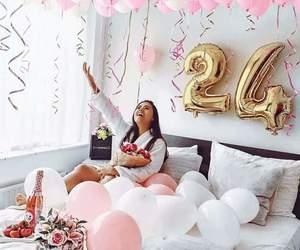 24 and birthday image