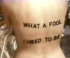fool, body, and quotes image