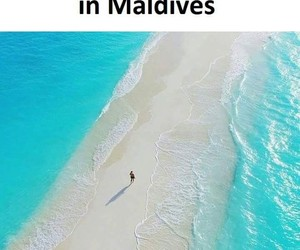 Maldives and amazing place image