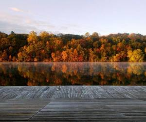 autumn and new england image
