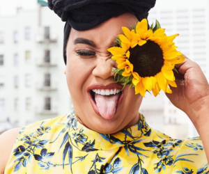 beautiful, happy, and makeup image