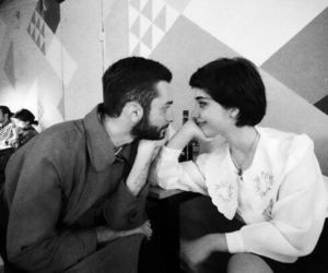 couple, love, and حُبْ image