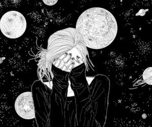 black and tumblr image