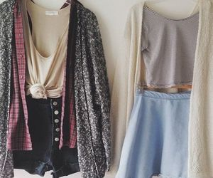 boho, clothes, and cool image
