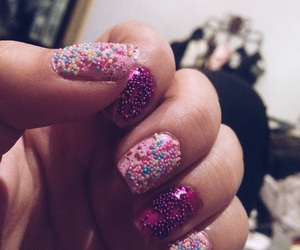 candy and nails image