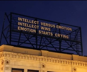 quotes, emotions, and intellect image