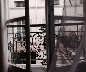 window, paris, and tumblr image