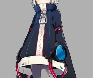 anime, loli, and лоли image