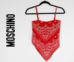etsy, hip hop, and Moschino image
