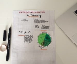 biology, calligraphy, and german image
