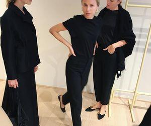 black, elin kling, and fashion image