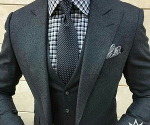 fashion, gentlemen, and suit image
