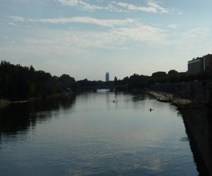 beautiful, torino, and river image