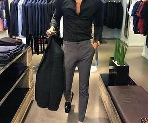 fashion, luxury, and men image