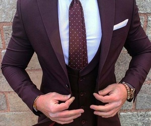fashion, men, and suit image
