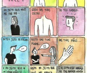 saudades, amor, and ela image
