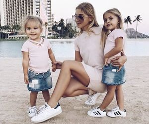 adidas, babies, and child image