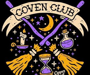 coven, craft, and magick image