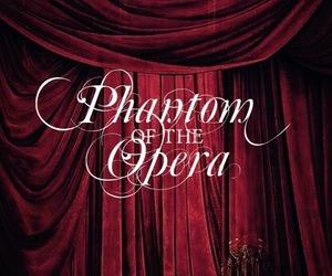 books, literature, and Phantom of the Opera image