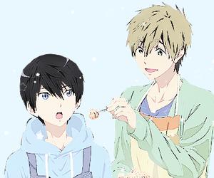 free! and haruka nanase image