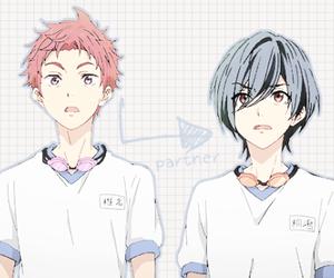 anime, pastel, and ikuya kirishima image