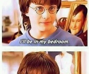 harry potter, funny, and weekend image