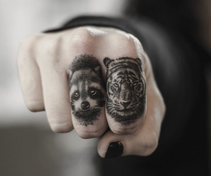 tattoo and animal image