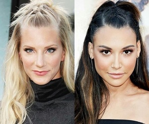 brittany, glee, and santana image