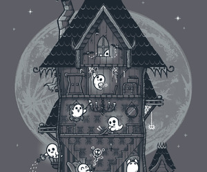 ghost and cute image