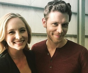 joseph morgan, The Originals, and candice accola image