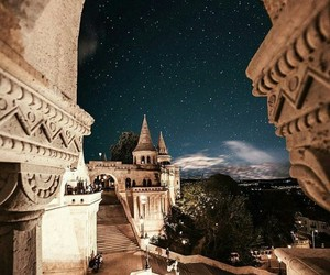 hungary, place, and budapest image
