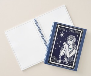 notebook, sketchbook, and dream journal image