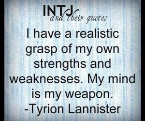 personalities and intj image