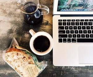 coffee, student, and college image