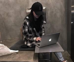 cafe, fashion, and girls image