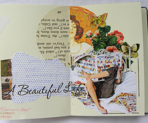 Collage and journal image