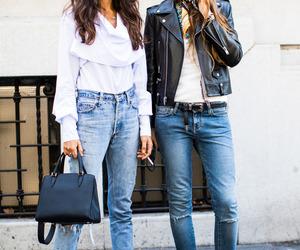 fashion week, milano, and street style image