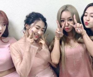 bora, dasom, and kpop image