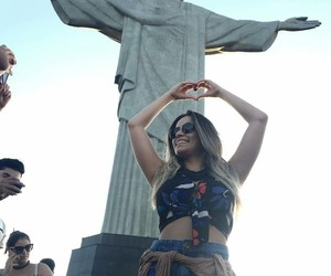 brasil, Corcovado, and cristo redentor image