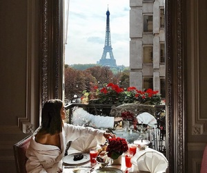 paris, france, and luxury image