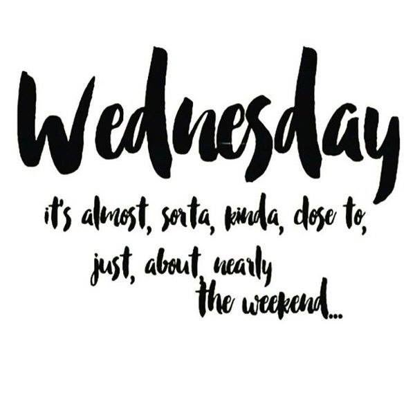quotes and wednesday image