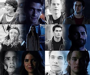 the pack, teen wolf, and scott mccall image